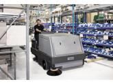 Промышленная поломоечная машина NILFISK CR 1500 LPG