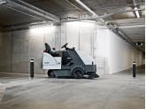 Промышленная поломоечная машина NILFISK SR1601 LPG