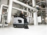 Промышленная поломоечная машина NILFISK SW4000 B Complete