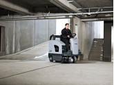 Промышленная поломоечная машина NILFISK SW4000 LPG