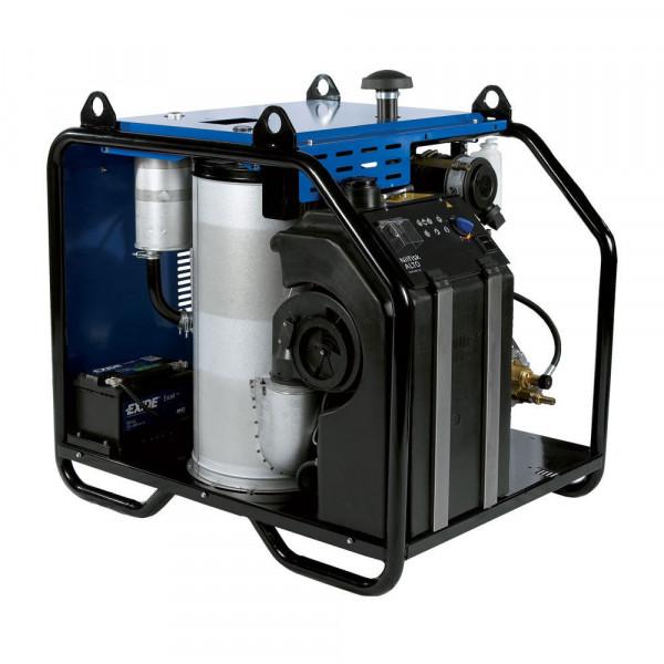АВД с нагревом воды с дизельным двигателем Nilfisk MH 7P-220/1300 DE