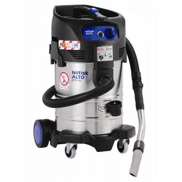 Специальный взрывобезопасный пылесос Nilfisk ATTIX 40-0M PC TYPE22