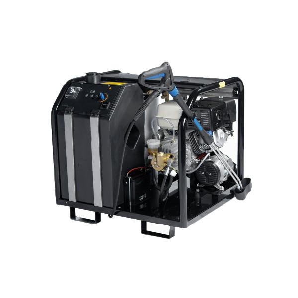 АВД с нагревом воды с бензиновым двигателем Nilfisk MH 5M-220/1000 PE