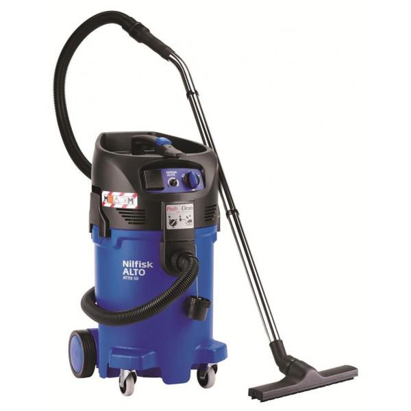 Профессиональный пылесос для опасной пыли Nilfisk ATTIX 50-2M PC