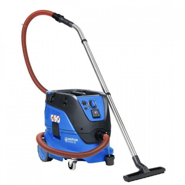 Профессиональный пылесос для опасной пыли Nilfisk ATTIX 33-2H PC
