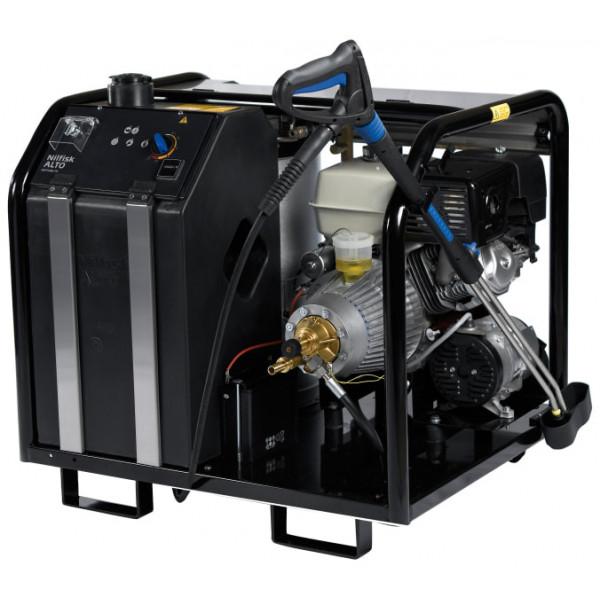 АВД с нагревом воды с бензиновым двигателем Nilfisk MH 7P-220/1120 PE