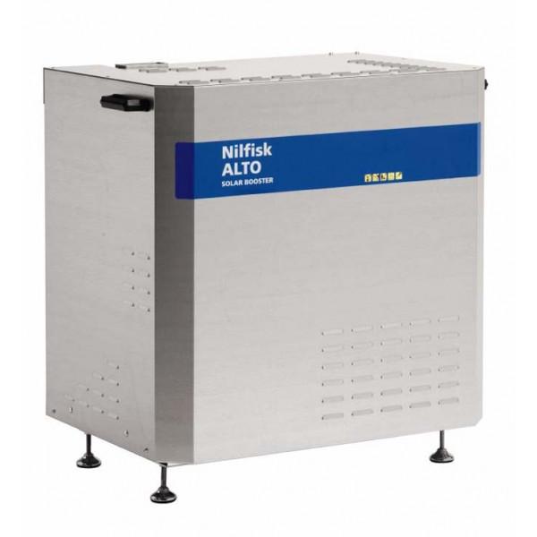 Стационарный АВД с нагревом воды Nilfisk SH SOLAR BOOSTER 5-52D