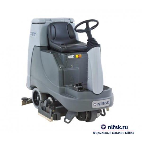 Поломоечная машина Nilfisk BR 755 EcoFlex
