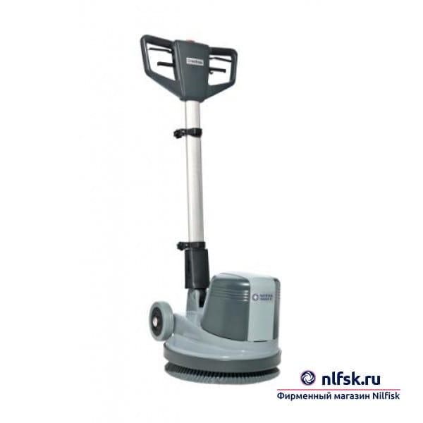 Однодисковая поломоечная машина Nilfisk FM400 L Complete