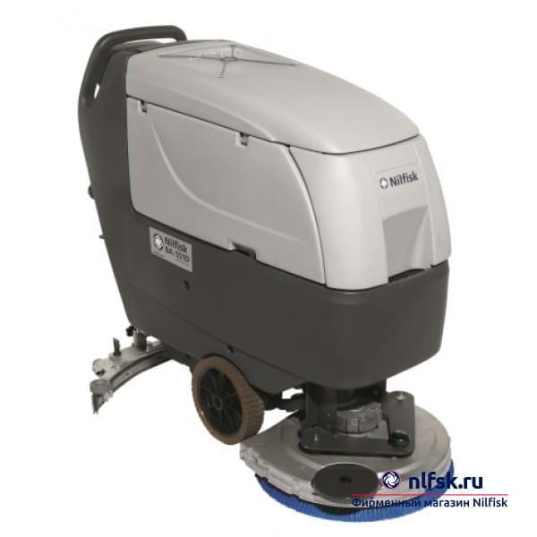 Поломоечная машина Nilfisk BA 551 D EcoFlex