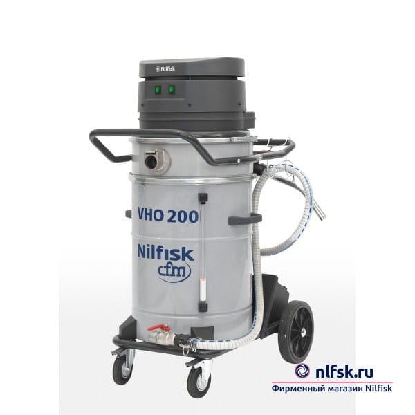 Промышленный пылесос VHO 200