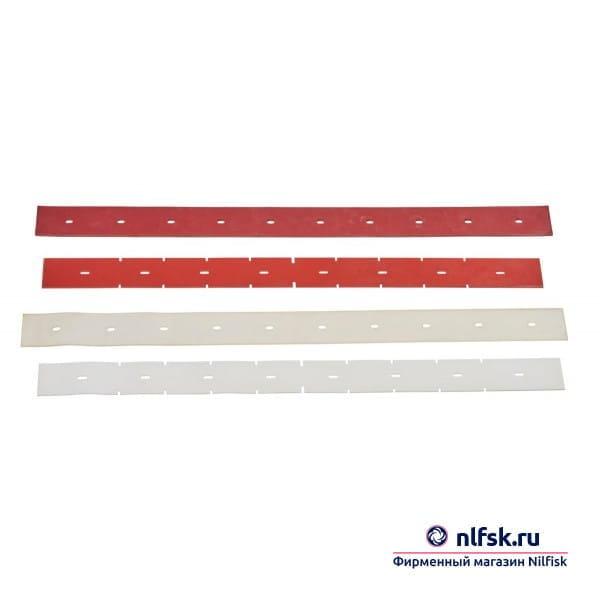 Комплект водосборных резинок Nilfisk 740 мм