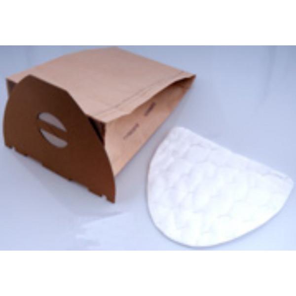Пылесборники одноразовые в упаковке Nilfisk