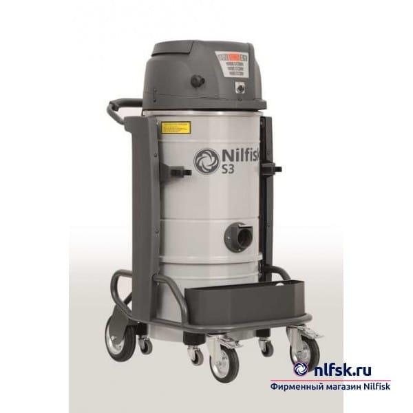 Промышленный пылесос Nilfisk S3 L100 LC L GV CC