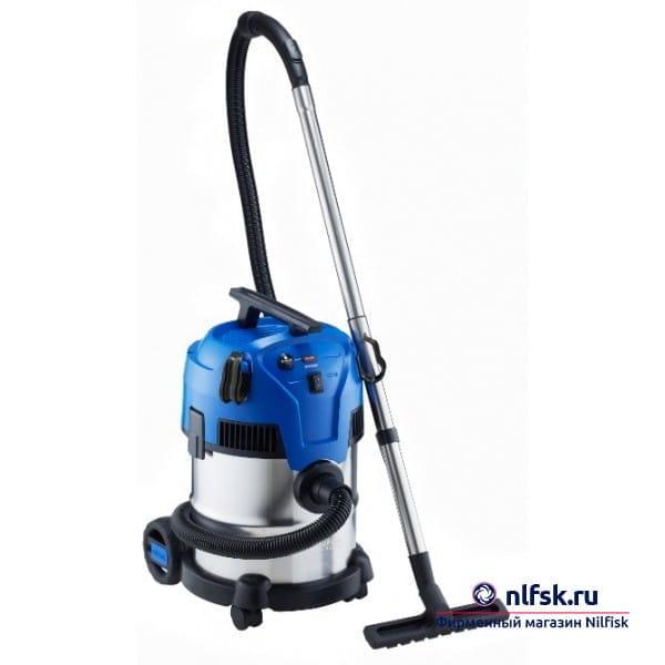 Промышленный пылесос Nilfisk MULTI II 22 INOX
