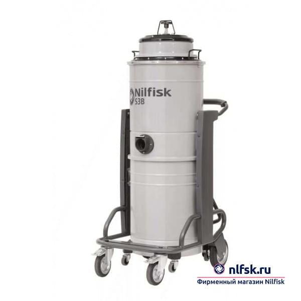 Промышленный пылесос Nilfisk S3B L100