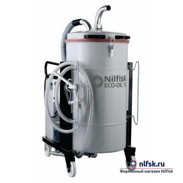 Промышленный пылесос Nilfisk ECOIL 13