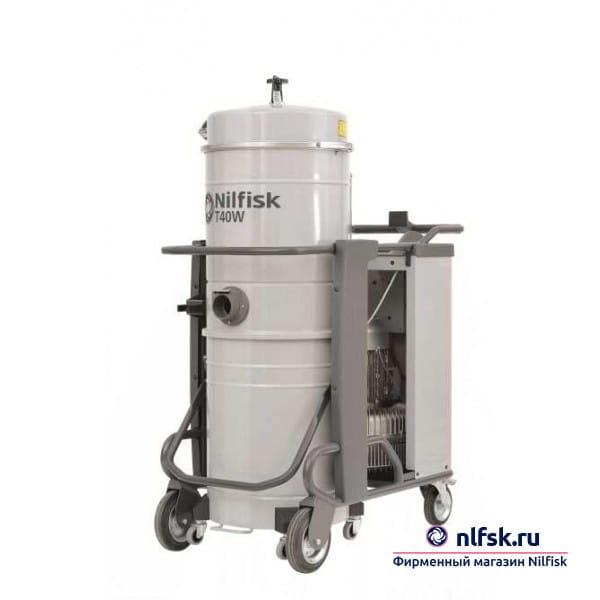 Промышленный пылесос Nilfisk T40W L50