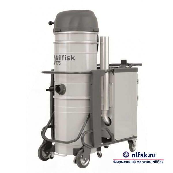 Промышленный пылесос Nilfisk T75 L100
