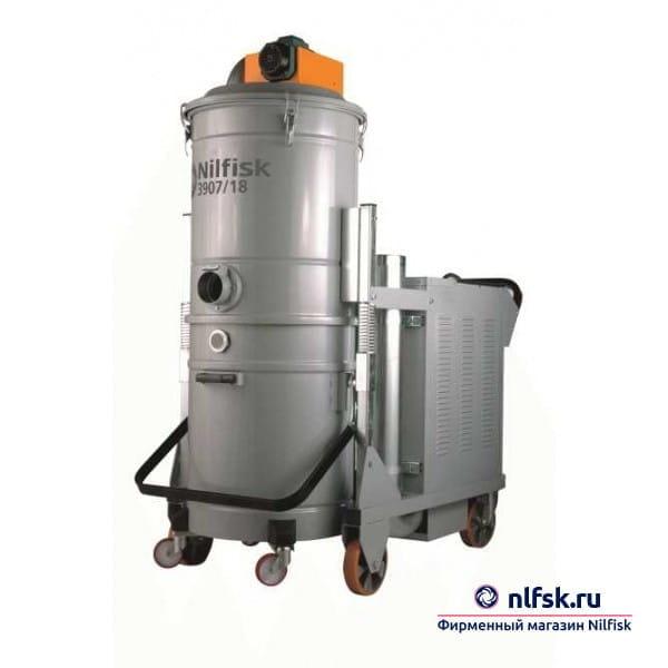 Промышленный пылесос Nilfisk 3907/18