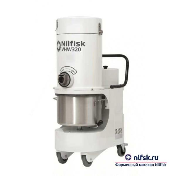 Промышленный пылесос Nilfisk VHW320