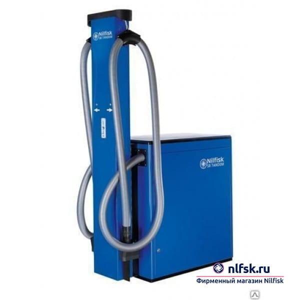 Пылесос самообслуживания Nilfisk JET SB TANDEM ELECTRONIC 230V/50 EU