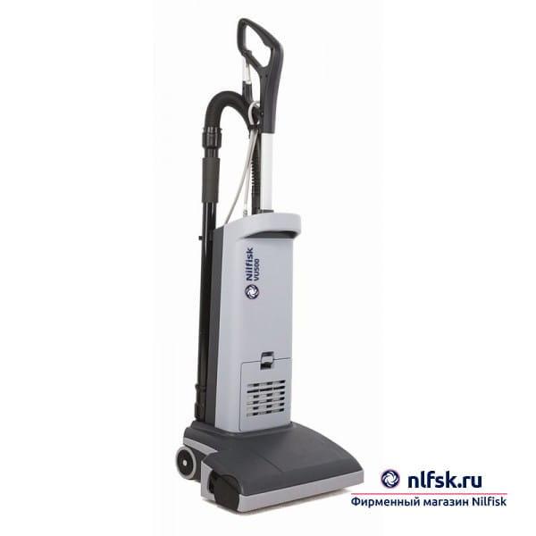 Вертикальный пылесос Nilfisk VU500