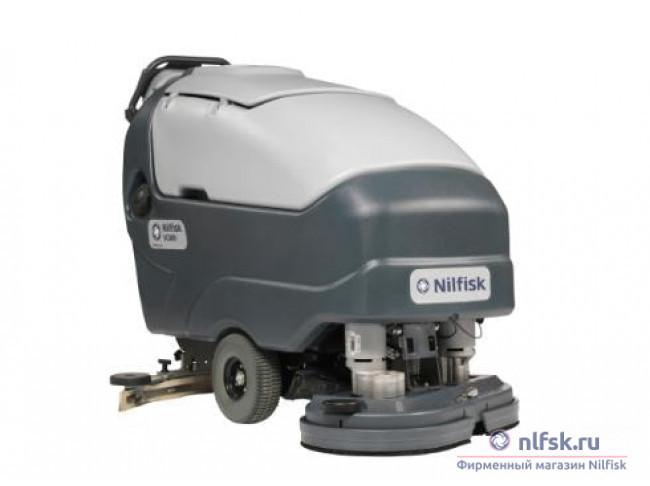 Nilfisk SC800-86 EcoFlex CM56112035 в фирменном магазине Nilfisk