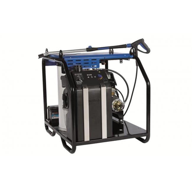 АВД с нагревом воды с дизельным двигателем Nilfisk MH 7P-200/1200 DE
