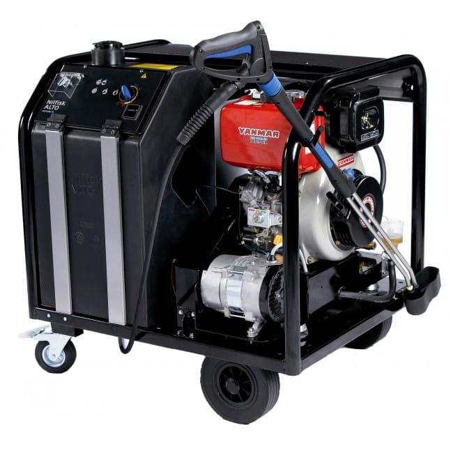 АВД с нагревом воды с дизельным двигателем Nilfisk MH 5M-200/1000 DE