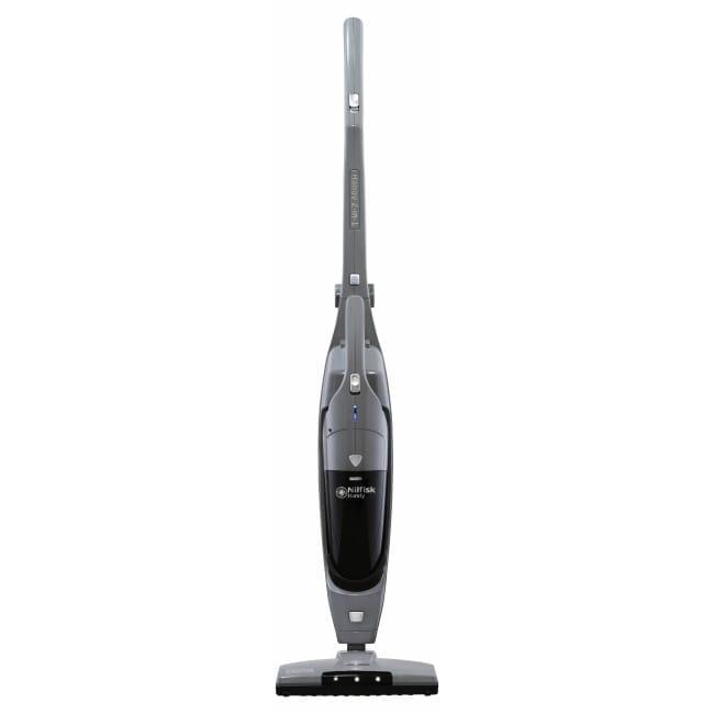 Пылесос вертикальный Nilfisk Handy 2-IN-1 25.2 V LI-ION B EU (серый)