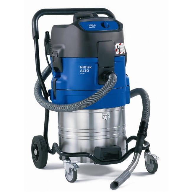 Профессиональный пылесос для опасной пыли Nilfisk ATTIX 751-0H