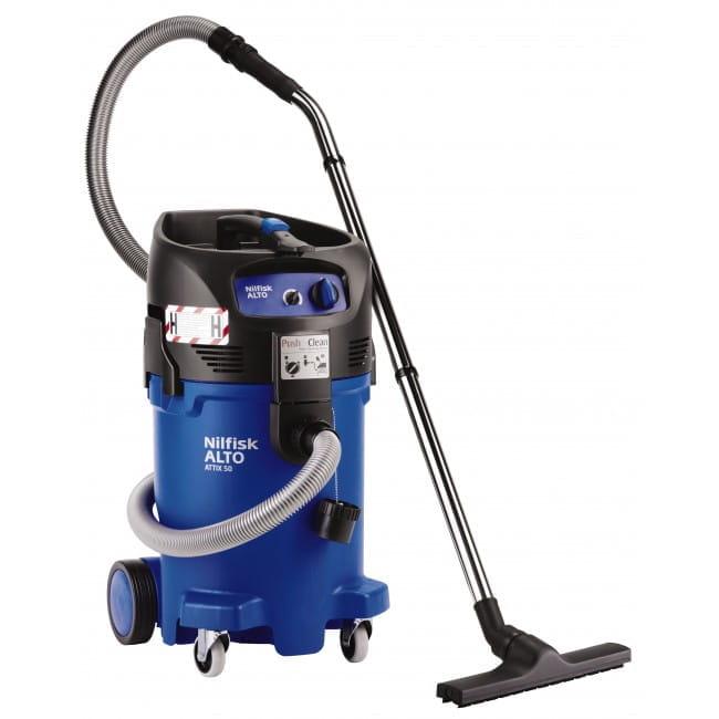Профессиональный пылесос для опасной пыли Nilfisk ATTIX 50-0H PC