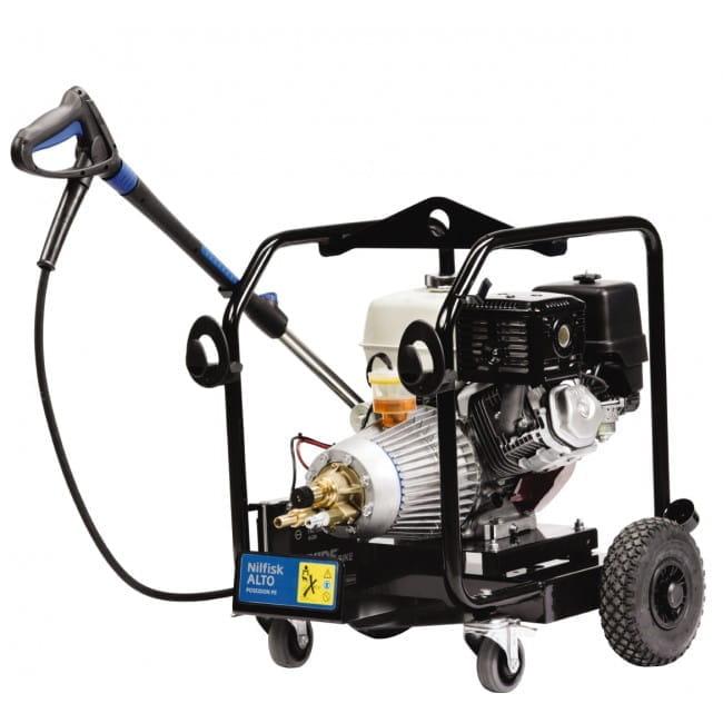 АВД без нагрева воды с бензиновым двигателем Nilfisk MC 7P-220/1120 PE PLUS