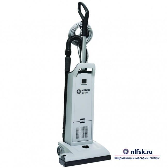 Вертикальный пылесос Nilfisk GU 355 Dual