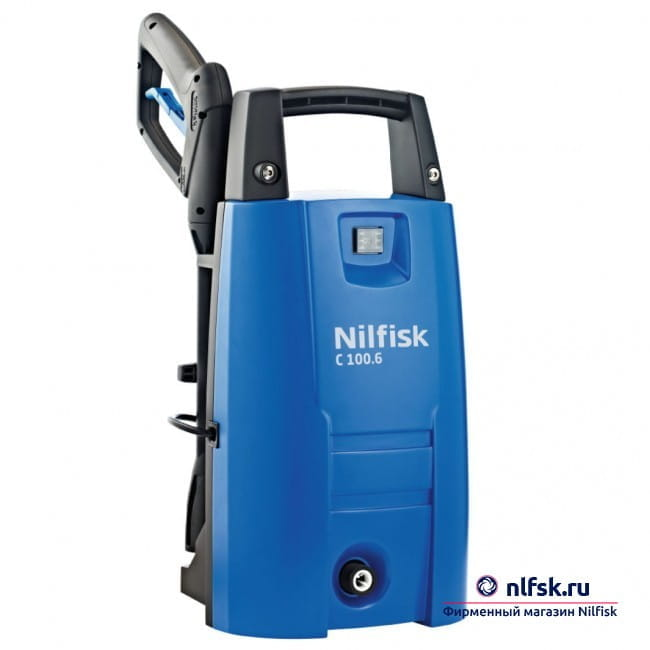 Бытовая мойка высокого давления Nilfisk Compact C 100.6-5