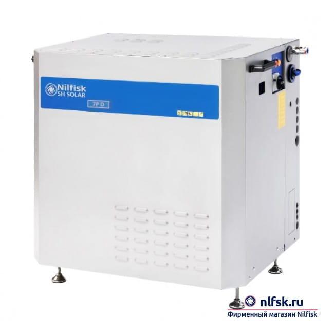 Стационарный АВД с нагревом воды Nilfisk SH SOLAR BOOSTER 7-58D