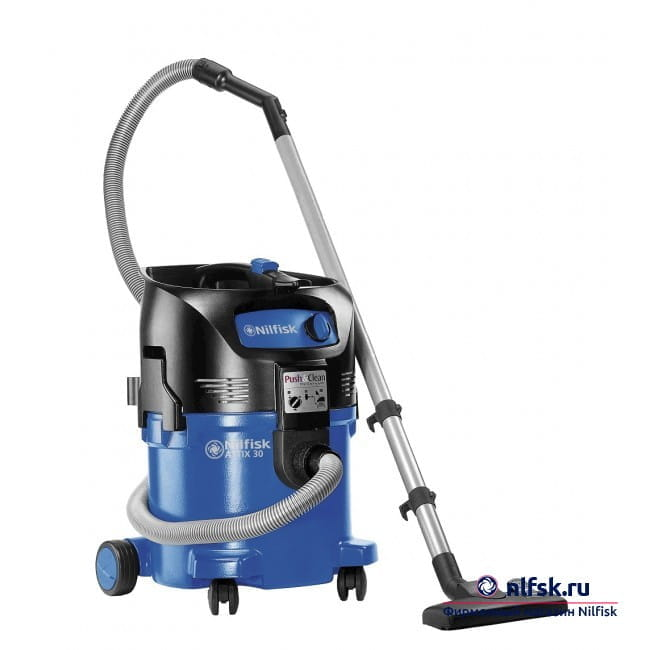 Промышленный пылесос Nilfisk ATTIX 30-01 PC