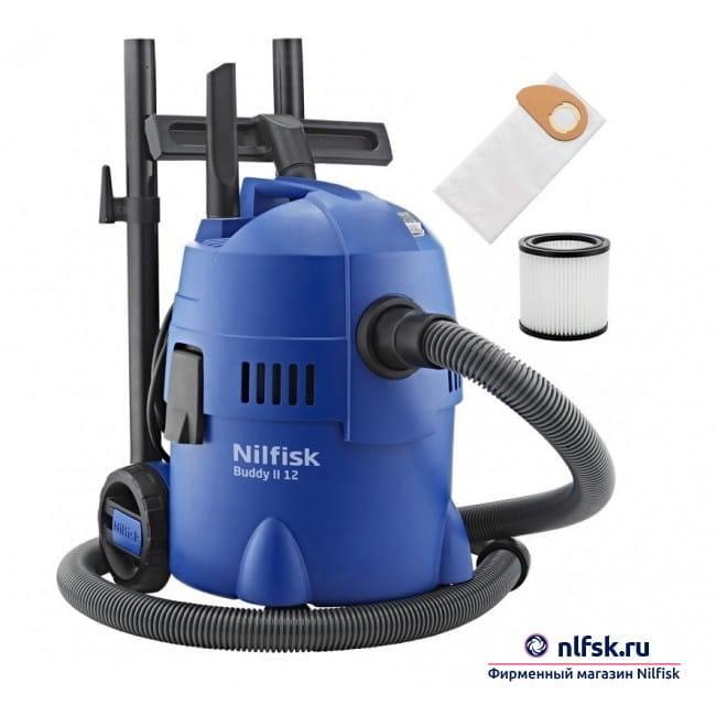 Хозяйственный пылесос Nilfisk BUDDY II 12