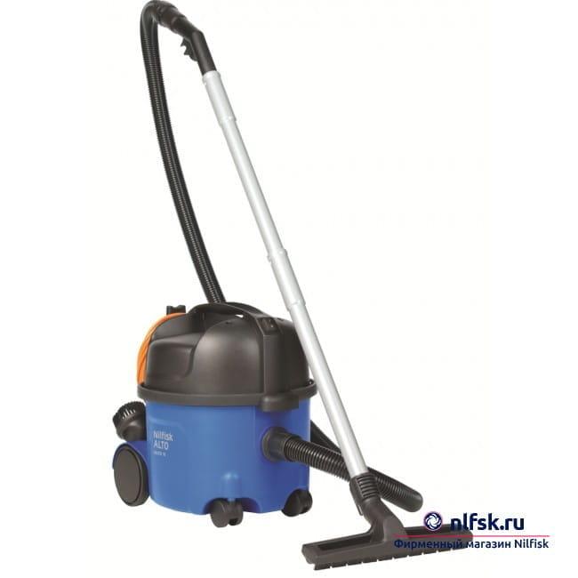 Коммерческий пылесос для сухой уборки Nilfisk  Saltix 10
