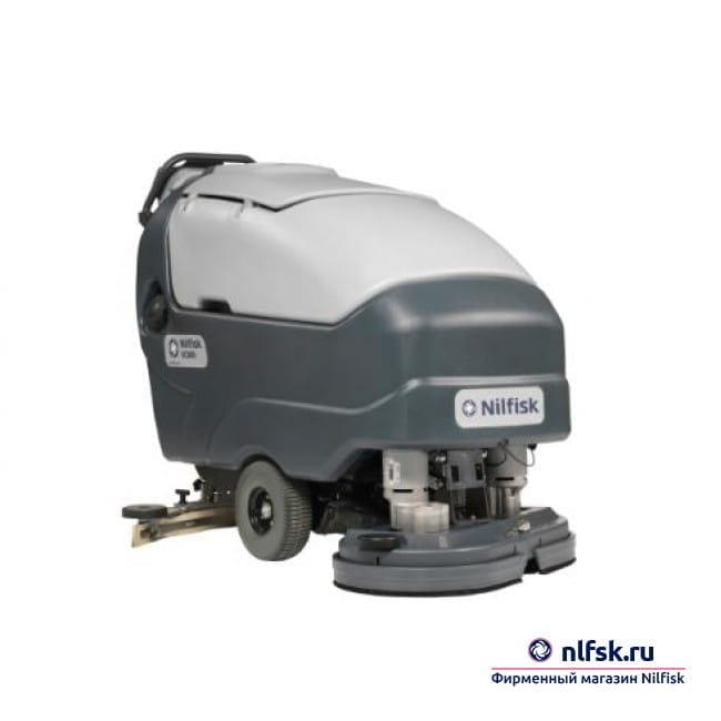 Поломоечная машина Nilfisk SC800-86 EcoFlex