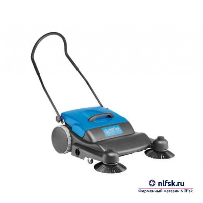 Механическая подметальная машина Nilfisk Floortec 480M