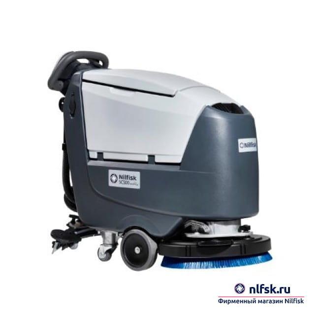 Поломоечная машина Nilfisk SC 500