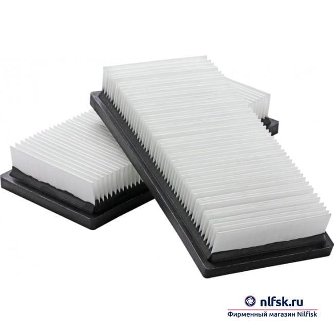 Плоский фильтр Nilfisk PET NANO M-CLASS 2 ШТ
