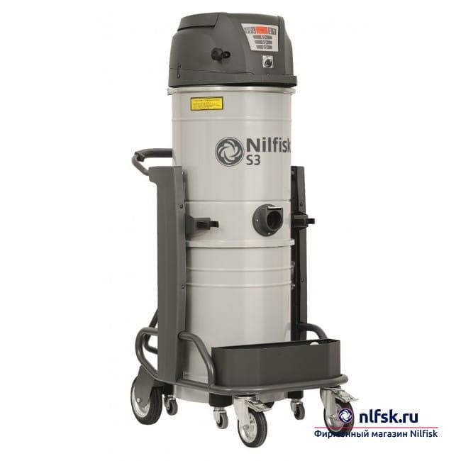 Профессиональный пылесос Nilfisk S3 L100 LC