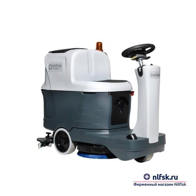 Поломоечная машина Nilfisk SC2000 G105 PB SC