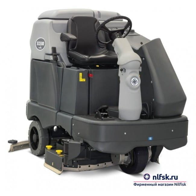 Поломоечная машина Nilfisk SC6500 1100D G420 BR SC