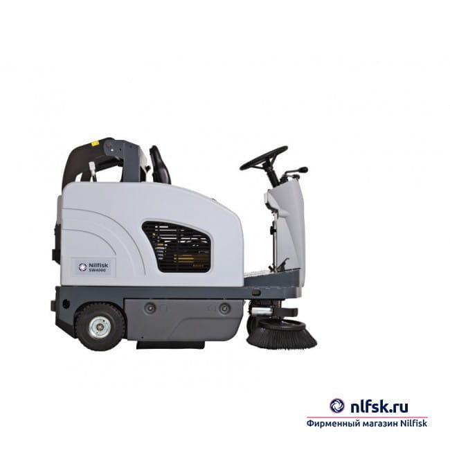 SW4000 B Complete CM9084400010 в фирменном магазине Nilfisk