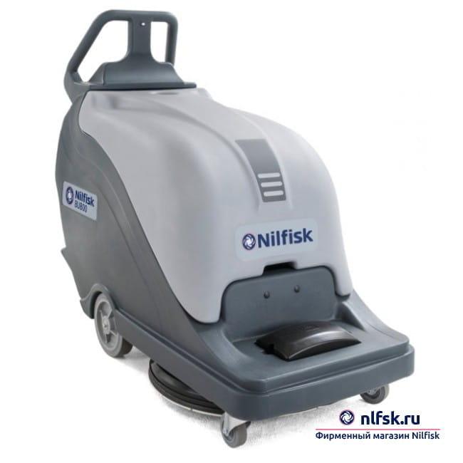 Полировочная машина Nilfisk BU800