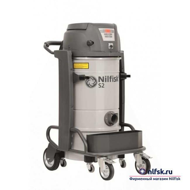 Промышленный пылесос Nilfisk S2 L40 LC